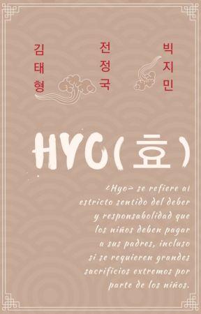 Hyo (효) ➳ WoongKook, NamJin, YoonMin, VHope by MoonieAS
