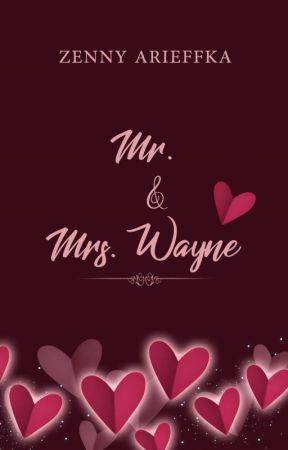 Mr. & Mrs. Wayne (SAMPEL) by Queen_Elenora