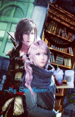 Final Fantasy XIII:Lost and Haunted by BekkersKitty