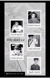 Why don't we one shots and sickfics. cover