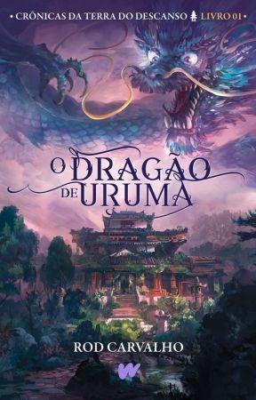 O Dragão de Uruma by Rod_Carvalho