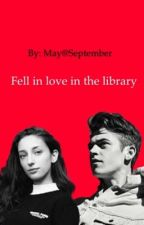 Fell in love in the library by MayAndSeptember