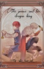 The prince and his dragon king a •-•todobaku fanific•-• by coffeebeanart