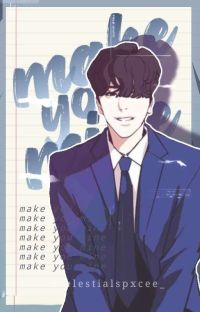𝐌𝐀𝐊𝐄 𝐘𝐎𝐔 𝐌𝐈𝐍𝐄 |  lookism cover