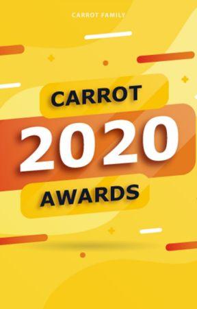 CARROT AWARDS 2020   by CarrotFamily