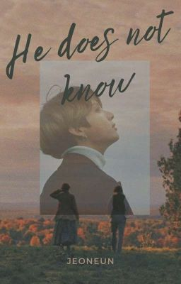 jeonjungkook × he does not know