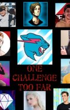 One Challenge Too Far by AlyB3012