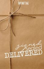 signed, sealed, delivered [niall horan au] by infinitiae