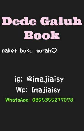 Paket Buku Murah (Novel, Cerpen, Buku Pengetahuan) lengkap by Imajiaisy