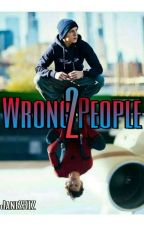 Wrong People. •Peter Parker• di Jane2312