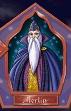 Professor Merlin Emrys by Gtech1904