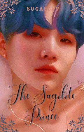 The Sugilite Prince by Sugasluv