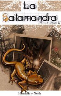 Flores de Asfalto II: La Salamandra cover