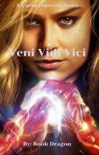 Veni Vidi Vici - Carol Danvers by starsandspells