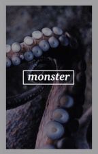 ✔️ MONSTER ➩ Ben Hargreeves by bind-ie