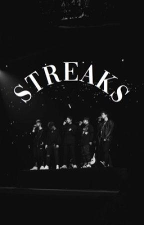 streaks ♡  - why don't we by traumatizingavery
