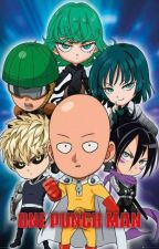 One Punch Man Oneshots 《COMPLETED》 by LexisZoldyck