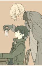 [Conan đồng nhân] Edit - ABO (Amuro x Conan / Shinichi) by leaf111