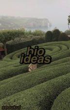 bio ideas  by seoukul