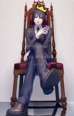 Sasunaru with teen Naruto and adult Sasuke (Chapters)
