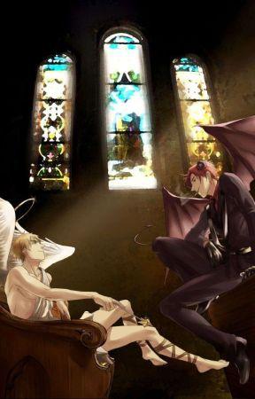 Devils Vs Angels Hetalia  by itz_a_hetalian