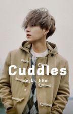 Cuddles | Yoonkook by jkk_bttm