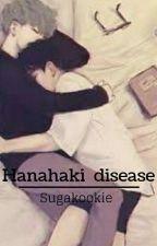 Hanahaki disease~Yoonkook~Sugakookie~  by 0xNerd_Chanx0