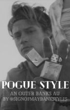 Pogue Style  // JJ // COMPLETED by 1800-whorecrux