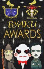 BYAKUAWARDS | FINALIZADO | 2019 by EditorialByaku