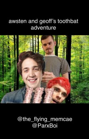 awsten and geoff's toothbat adventure by the_flying_memcae