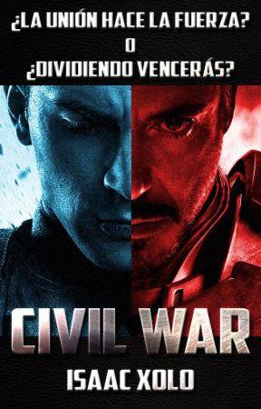 Civil War -Recontada- by lordxolotl