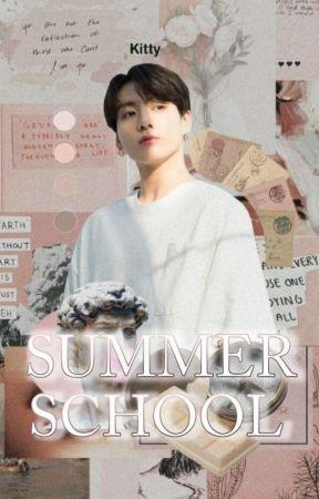 Summer School ✰ Social Media Story ✰ Vkook  by ImShiro_