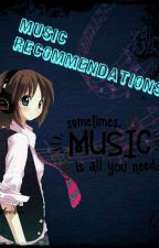 Music Recommendations by Sorablu12