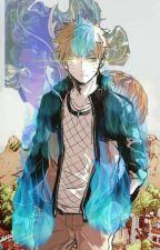 Naruto: Aoi hitora by Romcze