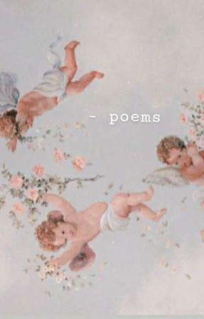 poems by tommos_left_eyelash