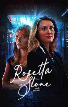 Rosetta Stone ▷ Pepper Potts by -stellaric