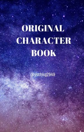 Original Character Book by yschkq2949