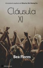 Cláusula XI - NOW UNITED by rbpotl