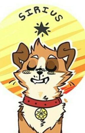 Sirius the Star Dog by PhoenixPawZ