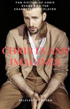 Chris Evans Imagines by selflessnitrogen