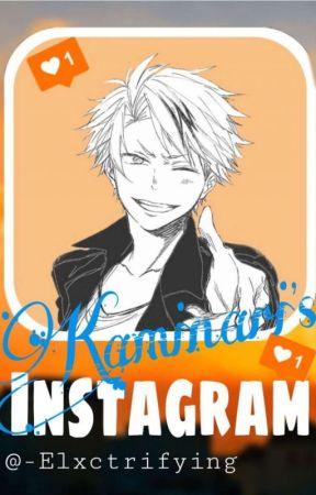 ~ Kaminari's Instagram ~ by -Elxctrifying