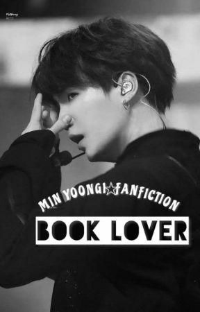 "Min YOONGI × READER  ※ ""BOOK LOVER "" ※ita  by Ugotme_JungSHOOK"