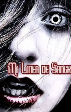 My Line Blood Wolf - Mi Linea Sangre Lobo by LiannybBlade