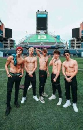 Why Don't We imagines  by ddccaatt