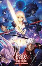 Fate Stay Night Unlimited Blade Works (x reader) by AkariYamada