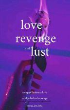 Love, Revenge and Lust - Ateez x Weki Meki [BEING REWRITTEN] by woosangae