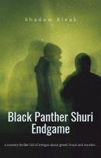 Black Panther Shuri: Endgame by ShadowBleak