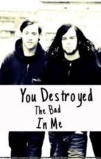 You Destroyed The Bad In Me by McCrackenJeph