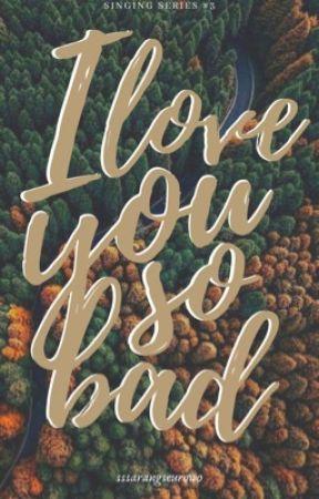 I Love You So Bad by sssarangseurowo