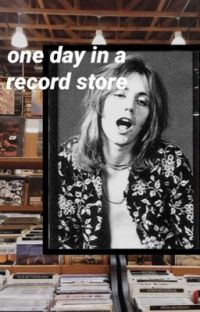 One Day in a Record Store • Roger Taylor  cover